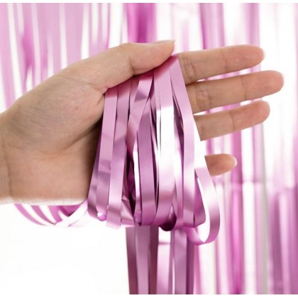 Photography Background 1x2 m Multi Coloured Foil Curtain Backdrop Metallic Tinsel Curtains Grad Party Red, Rose gold, Gold, Black,Sliver